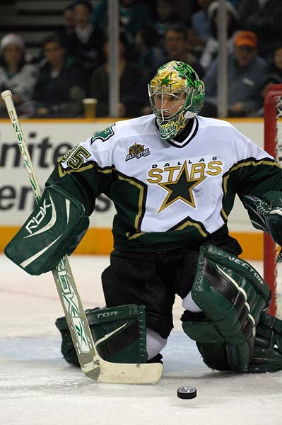 Dallas Stars Marty Turco