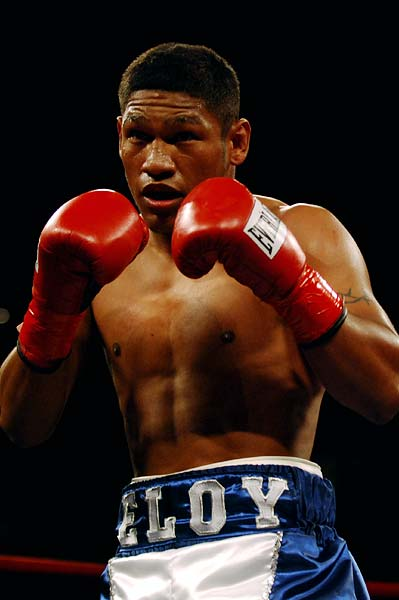 Riot Boxing super featherweight Eloy Perez
