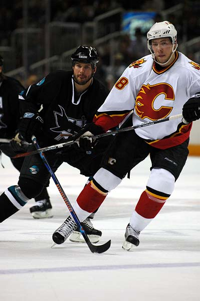 San Jose Sharks Calgary Flames