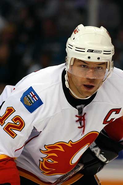 Calgary Flames Jarome Iginla