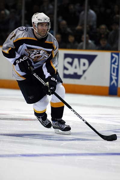 J.P. Dumont, Nashville Predators Right Wing