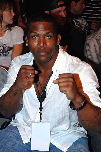 Kevin Randleman makes Strikeforce debut on Lawler vs. Shields card