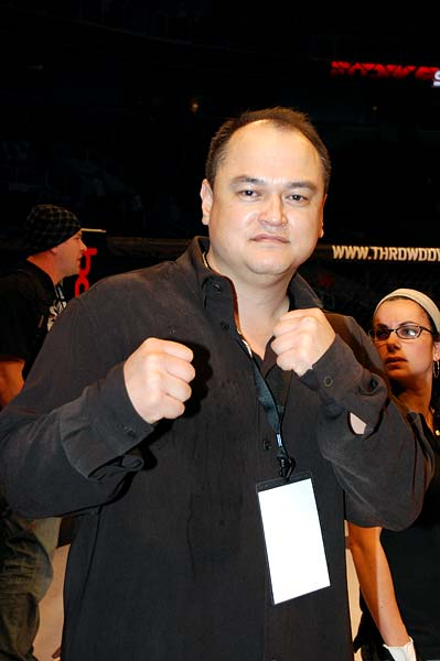 Strikeforce promoter and CEO Scott Coker