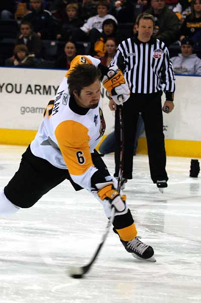 2008 ECHL Allstar Skills Competition in Stockton