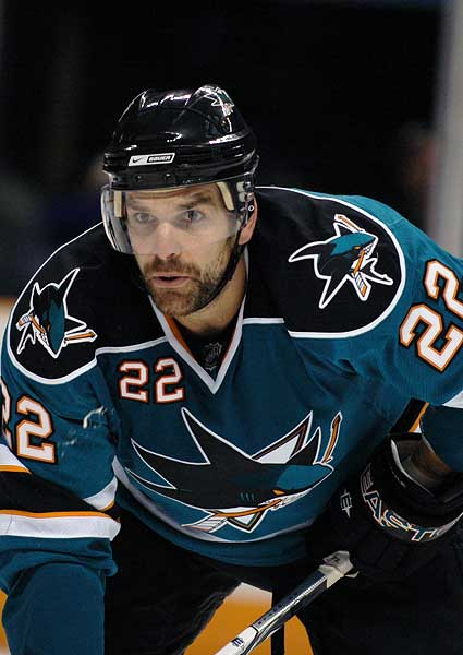 San Jose Sharks defenseman Dan Boyle launches blog