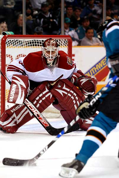San Jose Sharks Phoenix Coyotes NHL photos