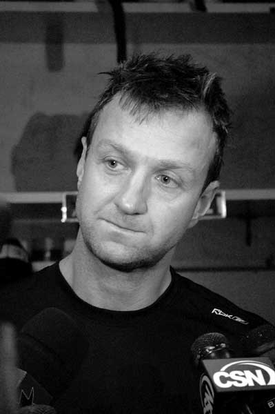 San Jose Sharks defenseman Rob Blake named the 10th captain in franchise history