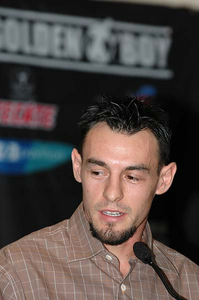Gilroy Jr Lightweight Robert Guerrero ESPN Friday Night Fights boxing