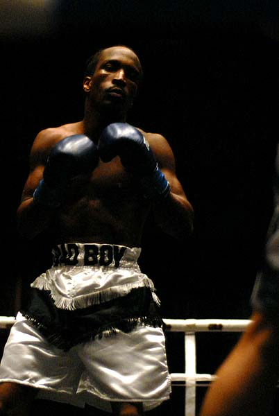 Rumble in Richmond Boxing Aldwayne Simpson earns first win over Victor Cortez
