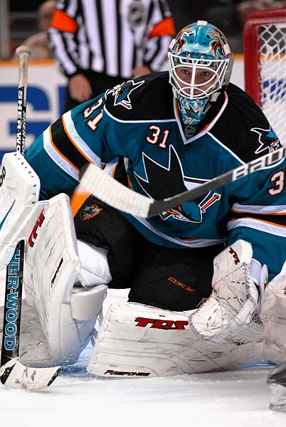 San Jose Sharks goaltender Antti Niemi will start game 6 of the WCQF in Los Angeles