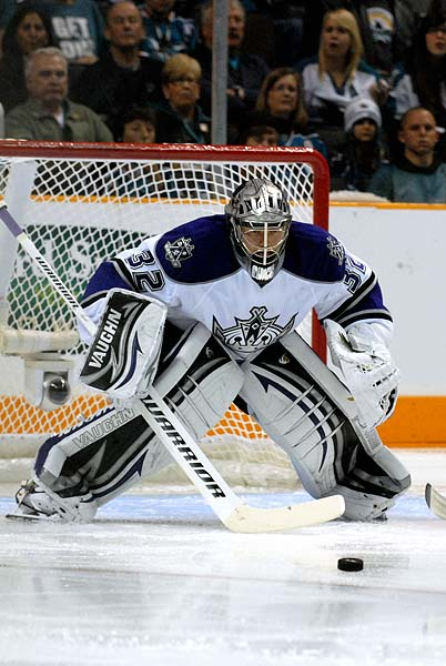 Los Angeles Kings goaltender Jonathan Quick 51 saves Stanley Cup Playoffs