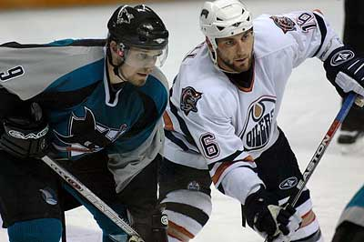 San Jose Sharks vs Edmonton Oilers game 5 playoffs