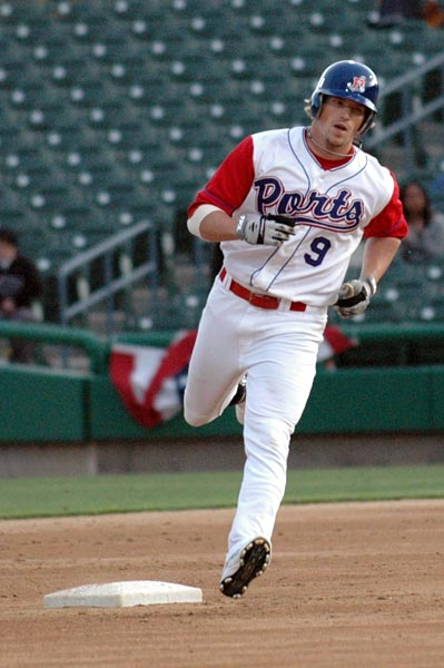 Travis Bucks Stockton Ports Oakland