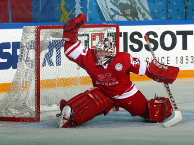 Team Danmark IIHF World Championship