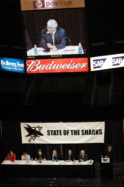 State of the Sharks conference