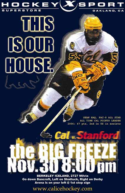 Cal Berkeley Hockey