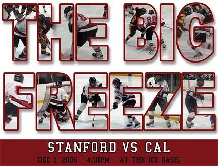Stanford Hockey