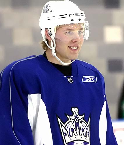 Los Angeles Kings Jack Johnson