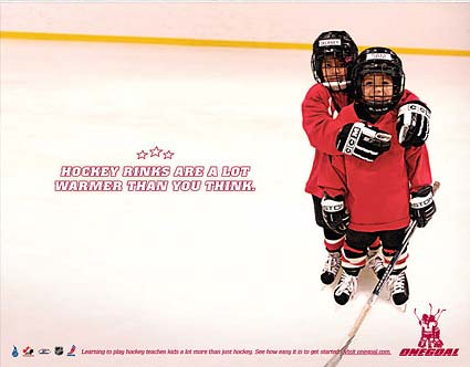 One goal supports youth hockey