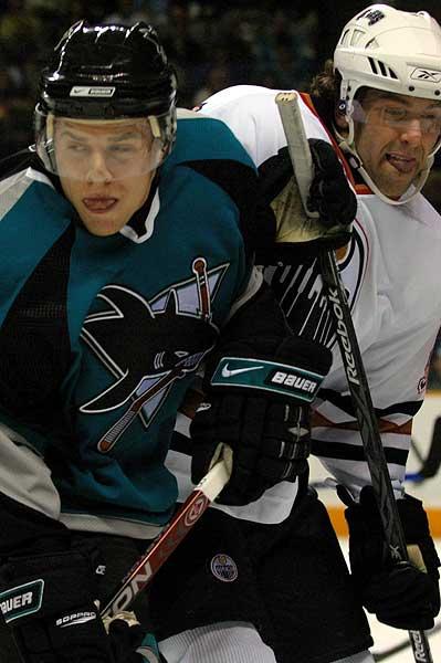 San Jose Sharks Edmonton Oilers