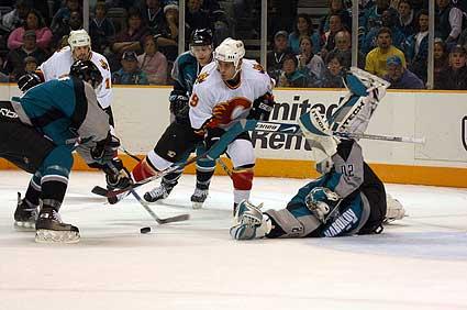 Christian Ehrhoff Calgary Flames