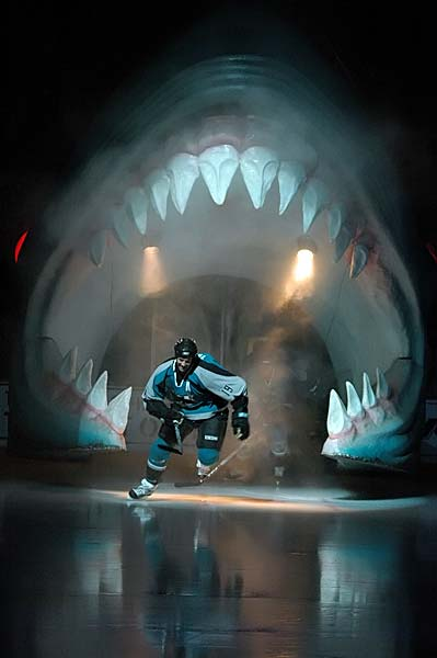 Sharks Joe Thornton