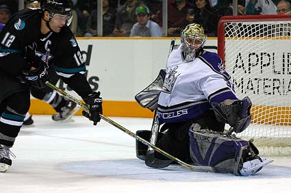 Kings vs Sharks Brust