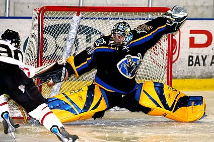 San Jose State Spartans hockey