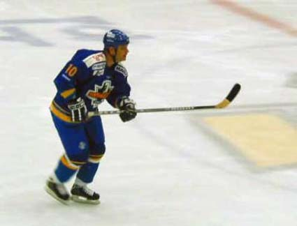 Esa Tikkanen Asia League Ice Hockey