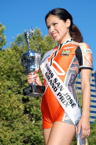 2007 Miss San Jose Grand Prix Marivel Salgado