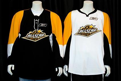 2008 ECHL Allstar Jerseys