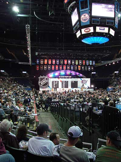 2007 NHL Entry Draft Columbus