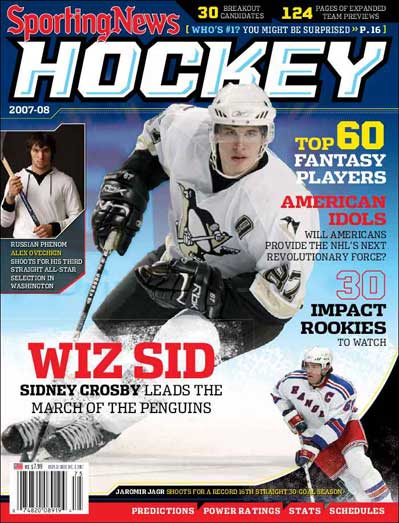 Sporting News 2007-08 NHL Yearbook