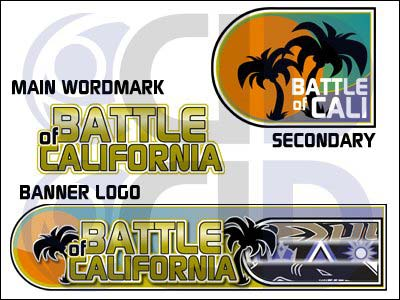 new Battle of California logo