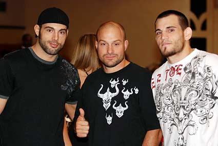 Born to Fight Mike Swick Bob Cook Jon Fitch
