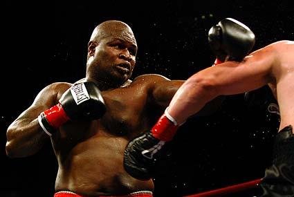 Heavyeight James Toney