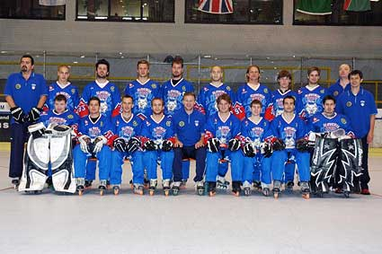 Slovenia team photo Grega Juvancic