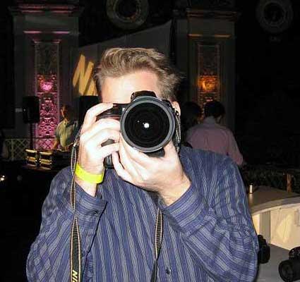 Nikon 2007 Four to the Floor music tour