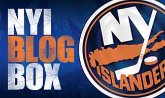 New York Islanders Blog Box