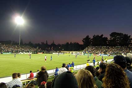 San Jose Earthquakes MLS home opener Santa Clara FC Dallas