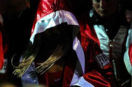 Riot Boxing Monterey bantamweight Cynthia Talmadge