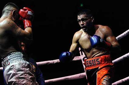 Jesus Rodriguez Hector Alatorre Riot Boxing