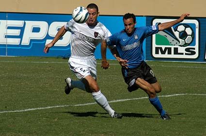 San Jose Earthquakes Major League Soccer