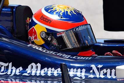 San Jose Grand Prix Neel Jani