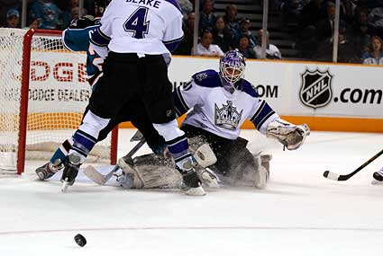 San Jose Sharks Los Angeles Kings nhl photos