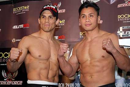 Cung Le Franck Shamrock San Jose MMA