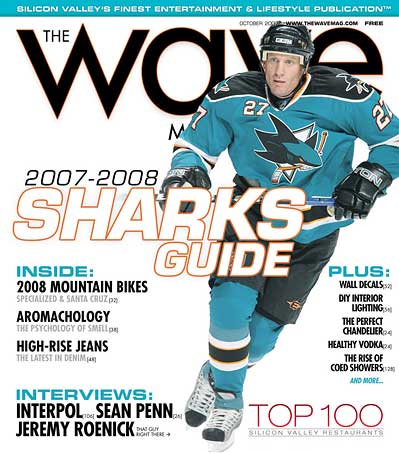 The Wave Magazine San Jose Sharks preview