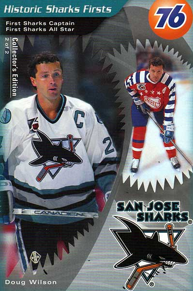 San Jose Sharks defenseman general manager Doug Wilson