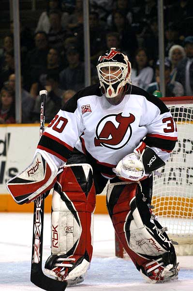 New Jersey Devils goaltender Martin Brodeur 51-game regular season start streak will end with elbow injury