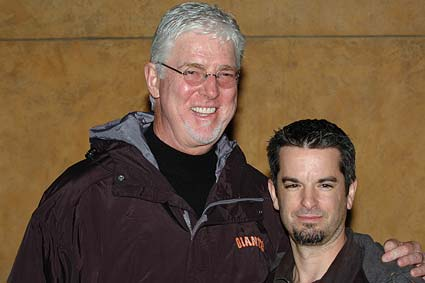San Francisco Giants announcer Mike Krukow fan fest photo San Jose